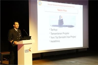 Milli Denizaltı (MİLDEN) Projesi'ni Anlattılar