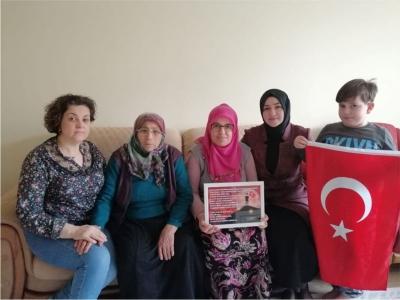 MOLLAOĞLU, ŞEHİT AİLELERİNE ÖZEL HEDİYE!..