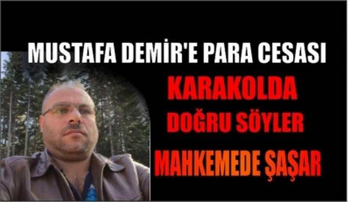 Mustafa Demir'e Para Cezası