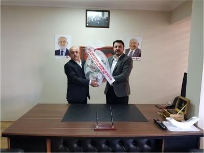 Mustafa Türel'e ilk tebrik!