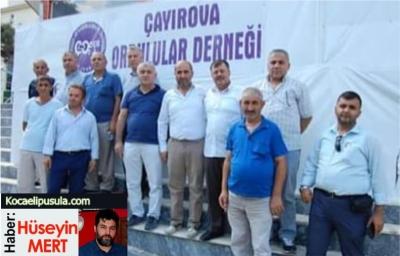 ORDULULAR ÇAYIROVA'DA ZAFER BAYRAMINI KUTLADILAR