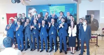 Osmanoğlu seçilmiş başkan