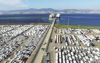 Otomotivde üretim ve ihracat yüzde 14 arttı!