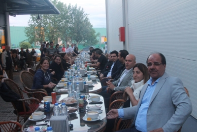 Outlet Center İzmit'te İftar