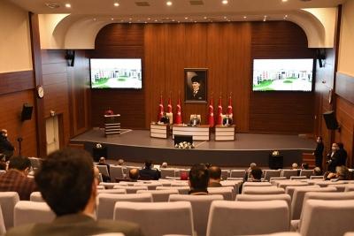 Pandemi Kurulu Toplantısı gerçekleştirildi