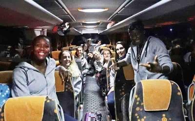 Periler, Erciyes Cup için Kayseri'ye gitti