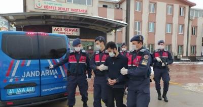 PKK bombacısı tutuklandı