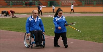 Rekorların çiftinde hedef olimpiyat