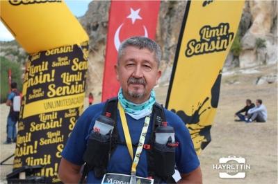 Rıdvan Şükür, 2019 da her yerde koştu