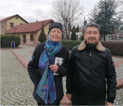 Rıdvan Şükür, İyilik Meleği ile İzmit'te buluştu