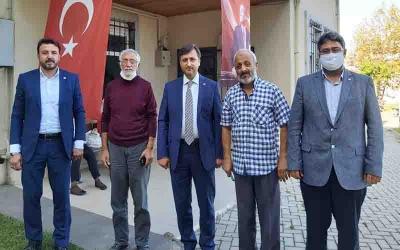 Saadet Partisi Gebze muhtar ziyaretlerinde