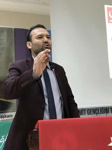 Saadet Partisi Kocaeli İl Başkan Divan Toplantısı yapıldı