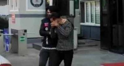 Sahte polis yakalandı