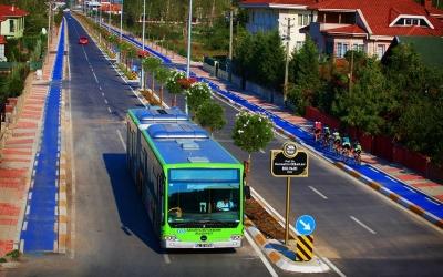 Sakarya Korucuk'ta ulaşım sorunu çözüldü