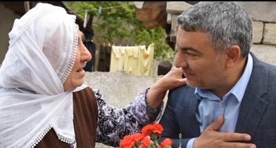 Şayir'den Anneler Günü mesajı