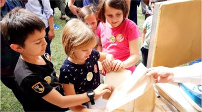 SEKA Kâğıt Müzesi, Konya Bilim Festivali'nde