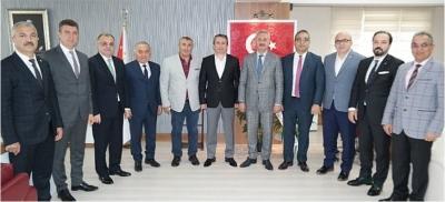 ŞEKER'E MAKAMINDA ZİYARET