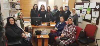 Şenay Önder'den Çulha'ya ziyaret