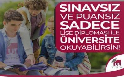 SINAVSIZ, PUANSIZ EĞİTİM HAKKI!