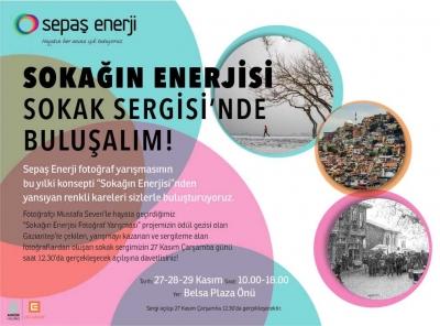 Sokağın Enerjisi Sokak Sergisi'nde Buluşalım!