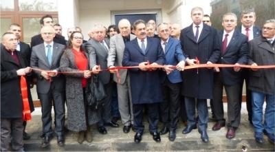 Sosyal Yardım Derneği Gebze Şubesi açıldı