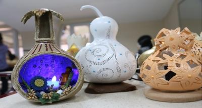Su Kabakları sanat eserine dönüşüyor