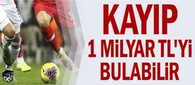 Süper Lig'de kayıp yaklaşık 1 milyar TL'yi bulabilir