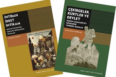 Tarih Vakfı Basın Bülteni   Tarih Vakfı'ndan iki yeni kitap