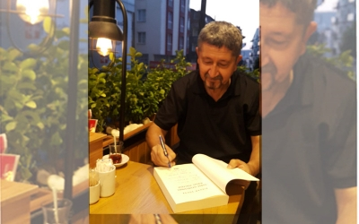 Tarihçi Rıdvan Şükür'den imza günü