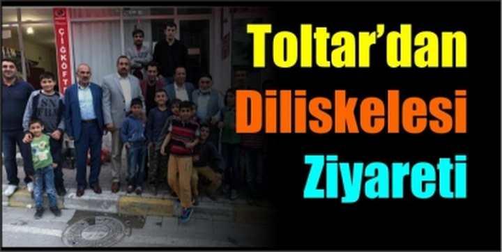 Toltar'dan Diliskelesi Ziyareti