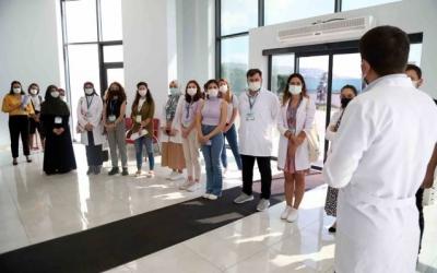 TÜBİTAK ekibi Kocaeli'de okul dışı öğrenmede