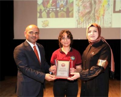 'Türk Kadını' konuşuldu