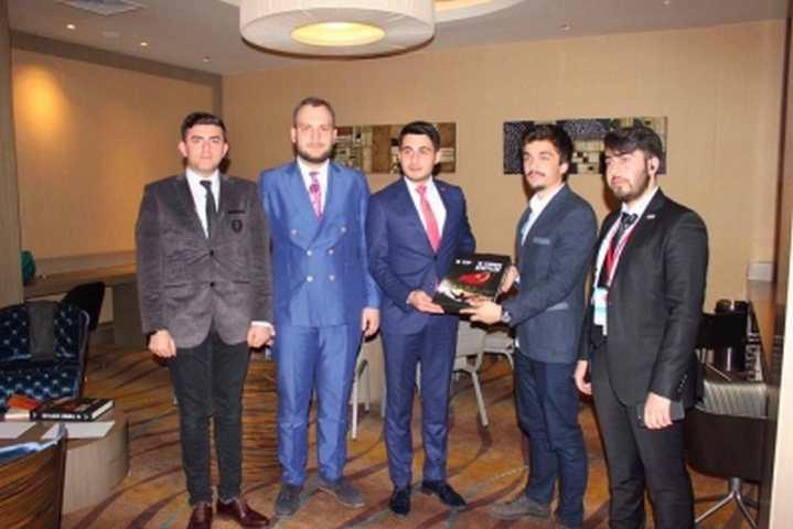 Türkiye Belediyeler Birliğinde Kocaeli'yi Temsil Ettiler