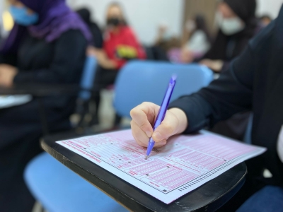 Ücretsiz üniversite hazırlık kurslarında dersler başladı