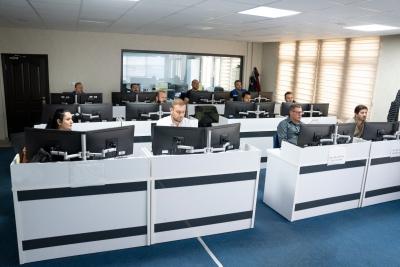UKOM personeline mesleki eğitim desteği