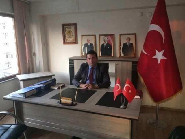 Ülkücü İşçiler Derneği Marmara Bölge Başkan Yard. Okan ERTORUN