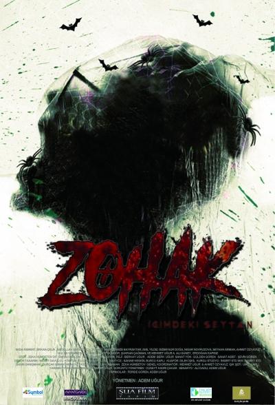 Uluslararası Korku Filmi ZOHAK için İzmit'te Gala Düzenlenecek