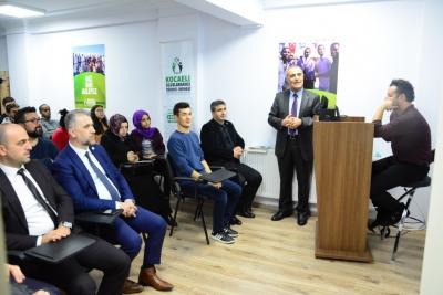 ULUSLARARASI ÖĞRENCİ DERNEĞİ'NE KOCAELİ'Yİ ANLATTI