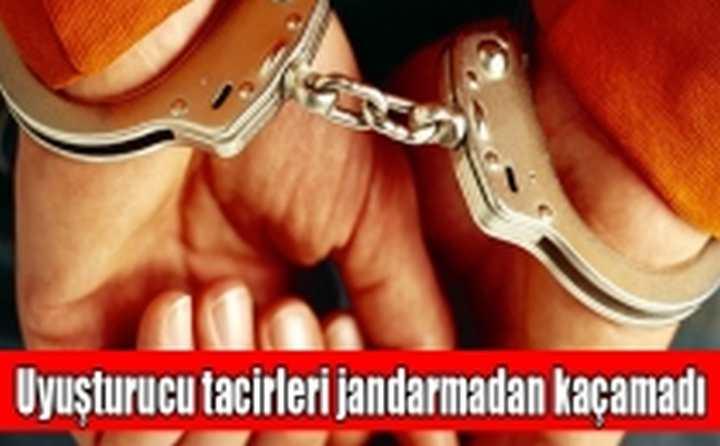 15 zehir taciri tutuklandı!