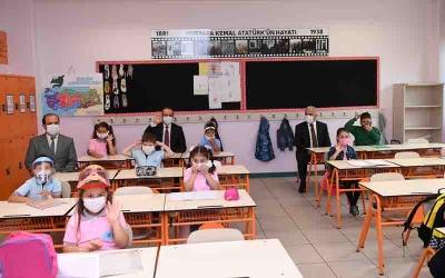 Vali Yavuz'dan Dereli Okullarına Ziyaret