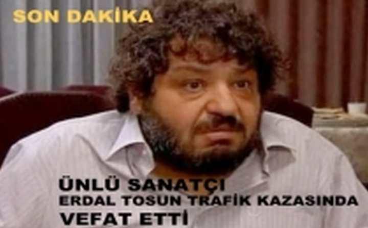 VEFAT ETTİ