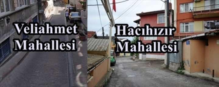 Veliahmet ve Hacıhızır Mahallerinde Trafik Çilesi Hat safhada