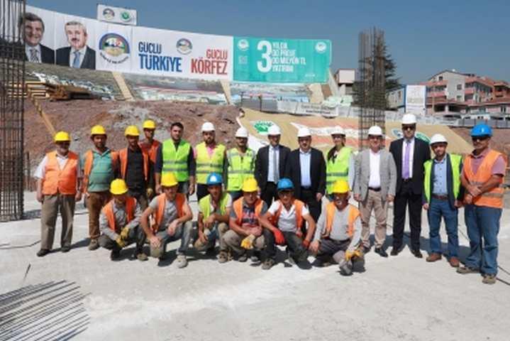 Vizyon projeler  Hızla yükseliyor