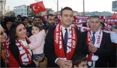Yakup Törk, seçim startını verdi