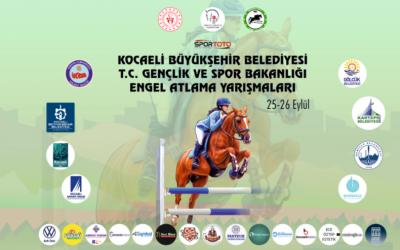 Yarışmalar 25-26 Eylül'de