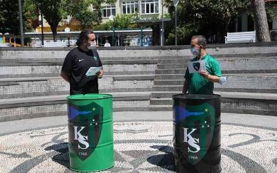 Yeşil siyahlılara özel yarışma
