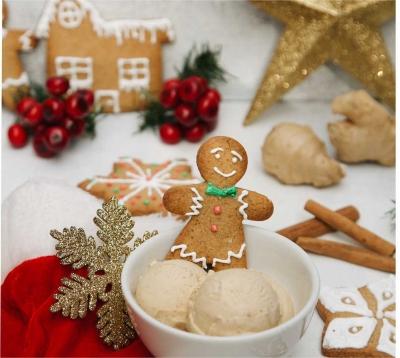 Yılbaşına Özel Sürpriz Dondurma!