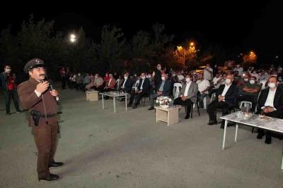Yol Konserleri Kamyon ve TIR Parkında Başladı